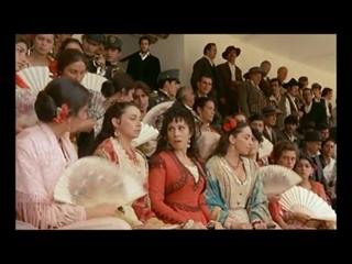 Кармен Реж. Ф. Рози (1984) Экранизация оперы Бизе