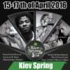 Kiev Spring Fest 15-17 April 2016