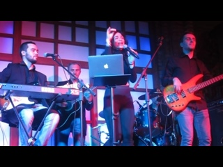 """Elena Goncharova & Cover Band """"CATS IN SPACE"""" - Simley the best.(cover Tina Turner)"""
