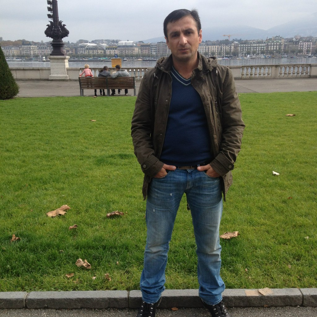 Zaza, 44, Geneva