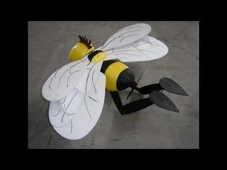 FMT Indoor Show Karlsruhe 2011 - Big Honey Bee