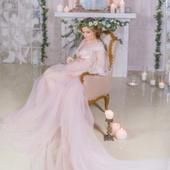 Пеньюар #PinkBlossom PREGNANT.