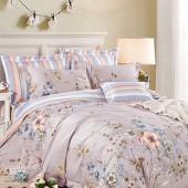 Комплект постельного белья Asabella 259, размер евро