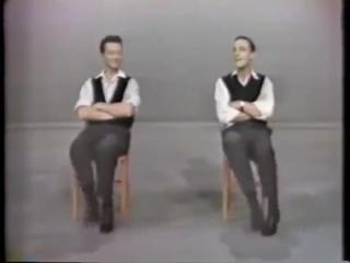Gene Kelly  Donald OConnor dance medley 1959