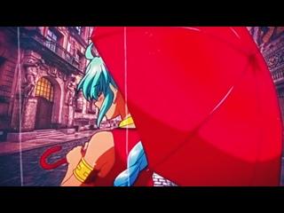 Aesthetic Anime Girl Music Video - AMV
