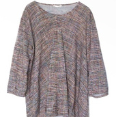 Блузка с ремешком (50,52)