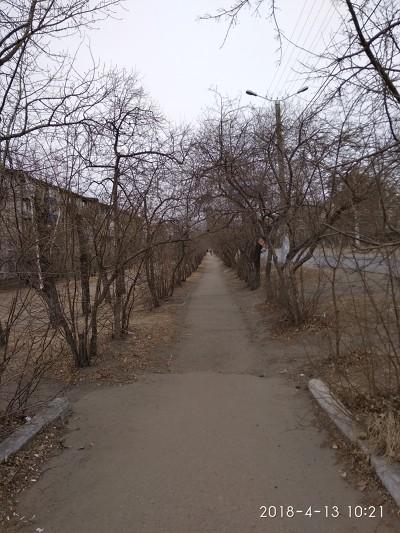 Нурислам Орозбаев, Чита (село)