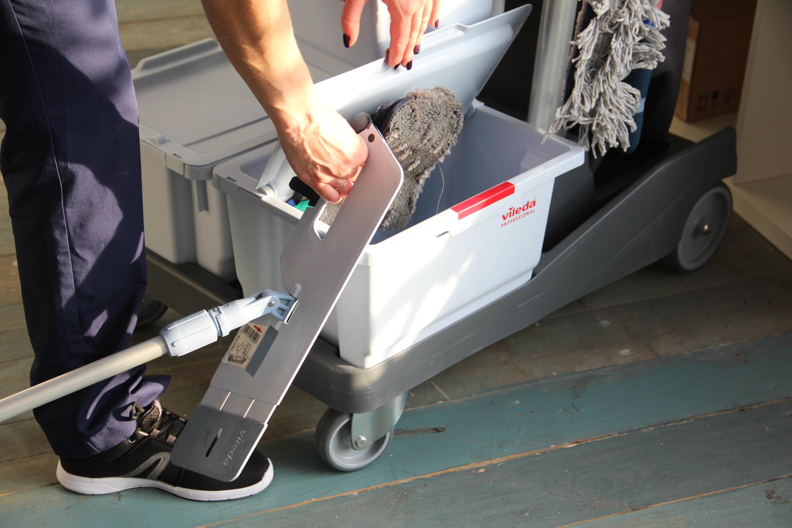 Уборка методом предварительной подготовки, изображение №7