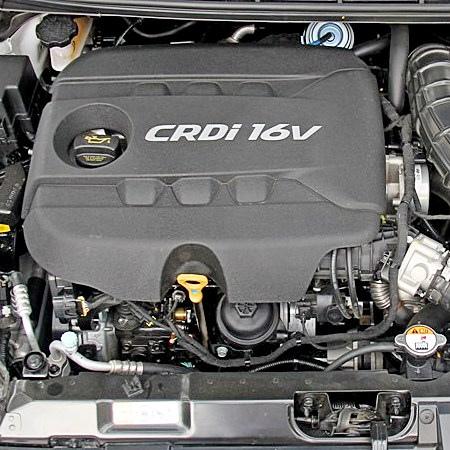 CRDI двигатель: что это такое