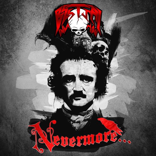 Вахтанг Задиев: Bestial Invasion - Nevermore (Single 2017)