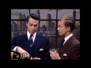 Веревка / Rope (1948) Альфред Хичкок / триллер, драма, криминал, детектив