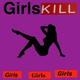 Girls Kill - Rebellious Teenage Rock N' Roll