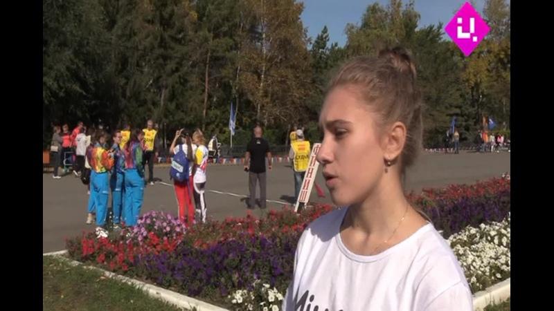 В Полтавском районе прошел Всероссийский день бега Кросс нации 2019 участниками которого стали более 500 человек