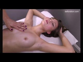 Russian babes massage virgin pussy [sexy candid girls]