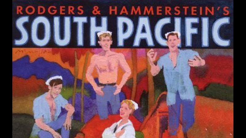South Pacific Broadway Kelly Ohara Mettew Morisson 2008 год