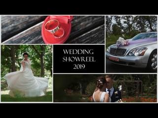 Wedding Showreel 2019 / Свадебный шоурил 2019