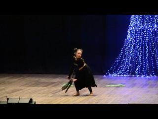 "СВТ ""Фарида""  Полякова Карина...шоу.""Королева Bellydance 2020"""
