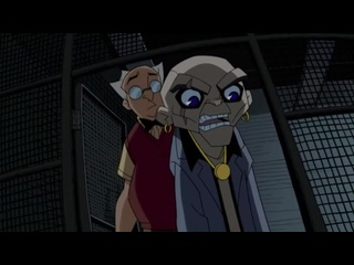 The Batman / Бэтмен (2004-2008) : Сезон 1 Серия 9 – «The Big Dummy» дубляж Пифагор (РЕН ТВ)