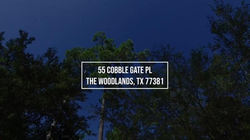 55 Cobble Gate Pl The Woodlands TX 77381