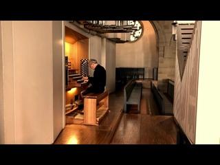 529 J. S. Bach - Sonata No. 5 in C Major, BWV 529 - Kay Johannsen, organ