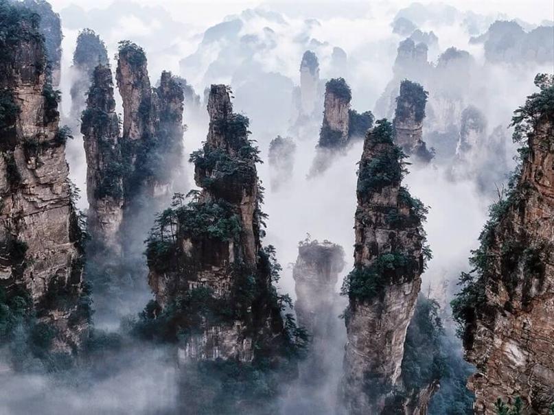 Самые удивительные места планеты, изображение №2