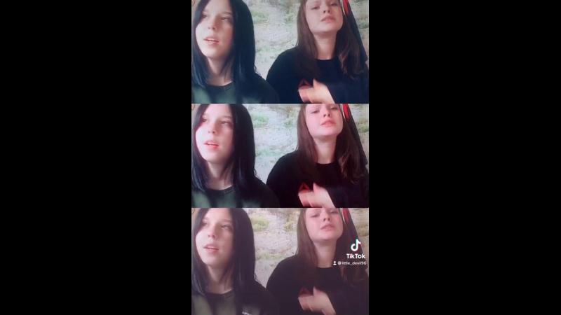 Видео от Кристины Одинцовой