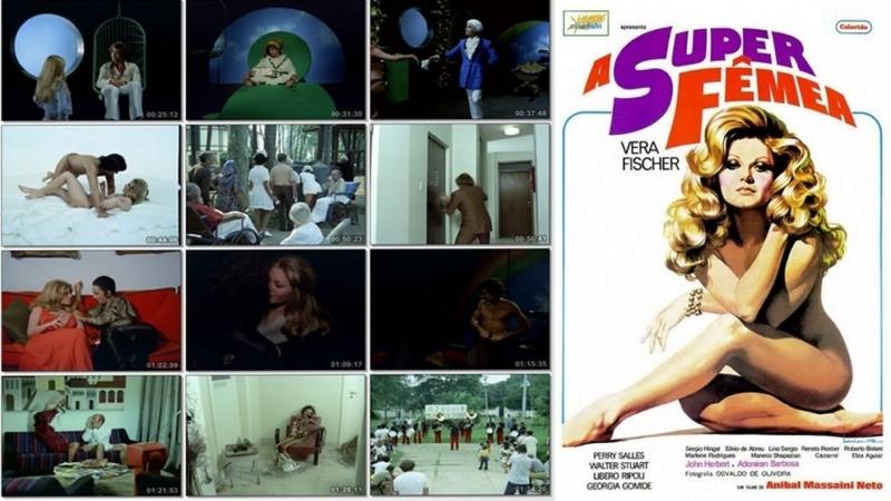 A Super Femea 1973 HDTVRip 720P Nacional