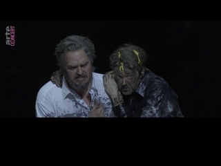 Шёнберг А.Моисей и Аарон.Opéra  г
