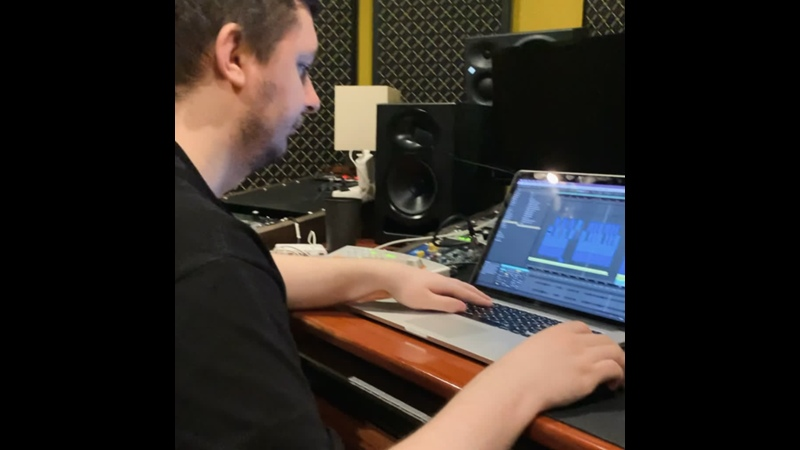 DRUNK MATE at the studio 2