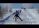 Лыжные соревнования Гонка памяти в городе Вязники. 3-я часть