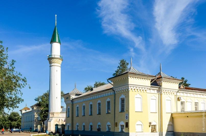 Караван-Сарай в г. Оренбург
