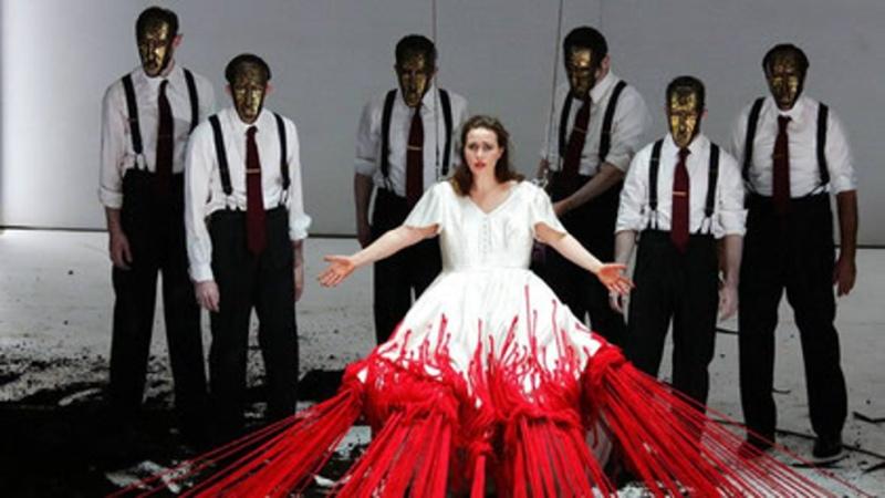 Р Штраус Саломея Елена Стихина Ла Скала 2021 Richard Strauss SALOME Teatro alla Scala 2021