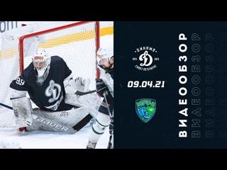 Решающей битве с мамонтом быть! Вокруг матча 1/2 плей-офф Динамо СПб - Югра ()