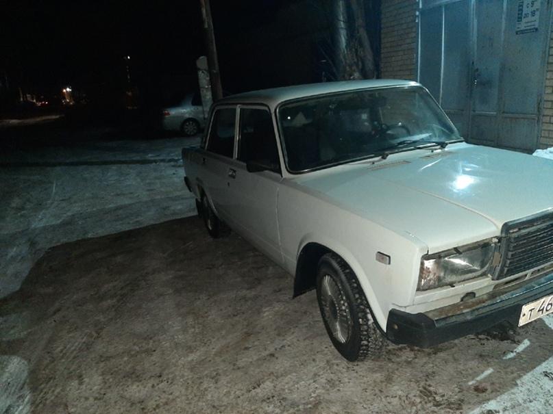 Купить Ваз 2107 2008 года в отличном | Объявления Орска и Новотроицка №12914