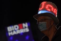 Пересчет голосов в штате Джорджия подтвердил победу Байдена