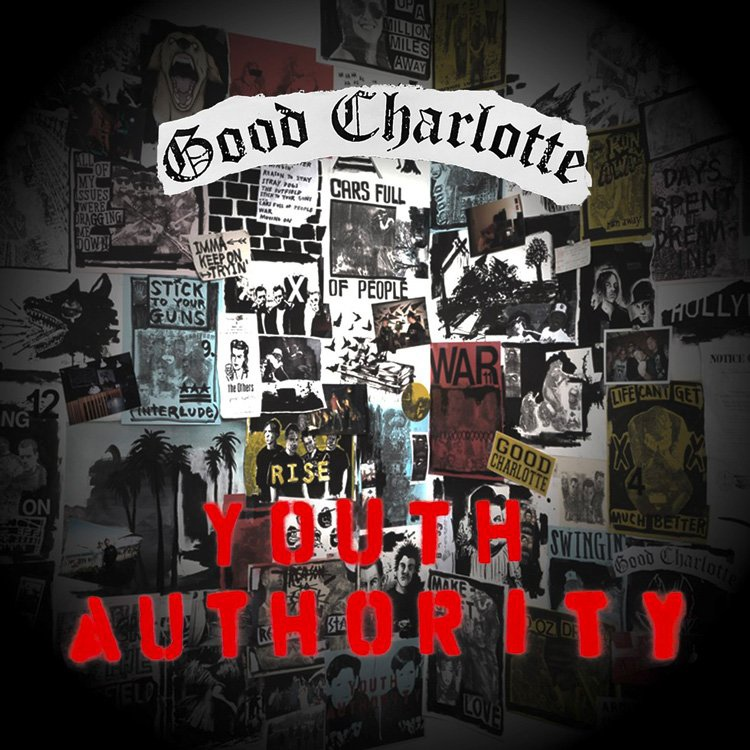 Good Charlotte album Youth Authority