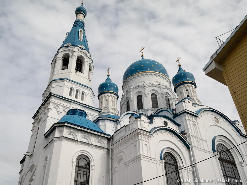 Покровский собор в Гатчине, что посмотреть 2020