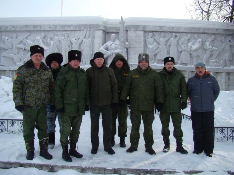 «День защитника Отечества» в Нязепетровске, изображение №1