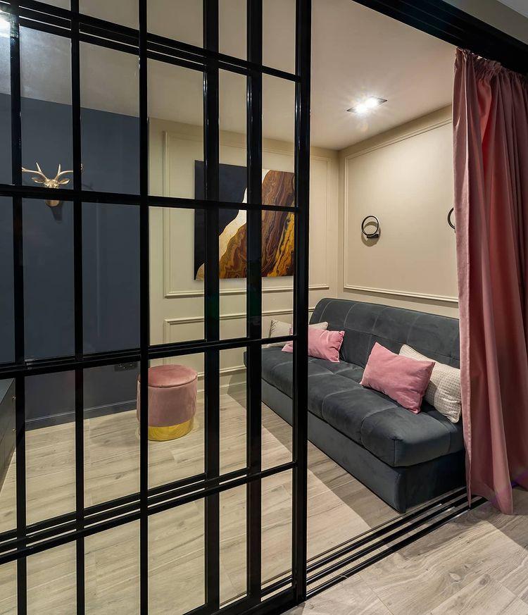 Интерьер квартиры 24 кв.