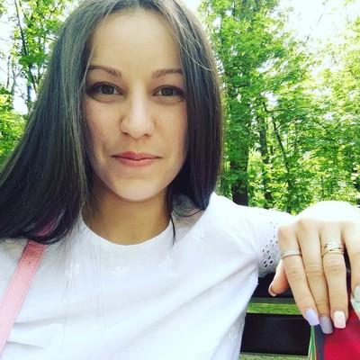 Наталья Самсонова, Москва