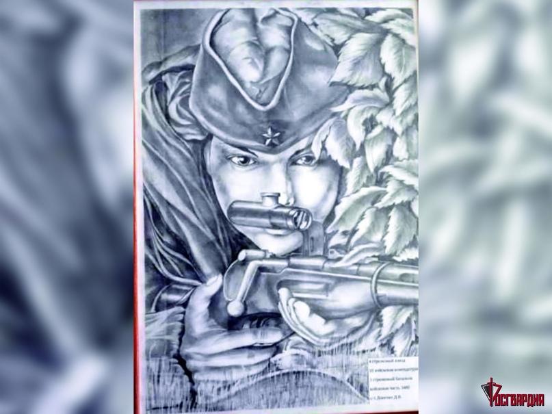 В Росгвардии Томской области прошёл второй этап смотра-конкурса художественной самодеятельности «Солдаты антитеррора», изображение №10