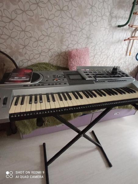 Продам синтезатор SUPRA SKB-615S61-клавишный, в хорошем с...
