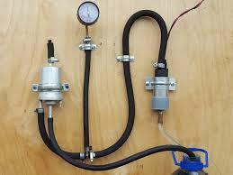 Что такое встроенный топливный насос?