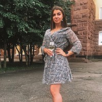 Фотография страницы Алёнки Гришиной ВКонтакте