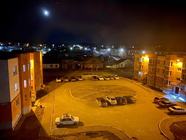 Добрых снов, любимый город! Спокойной ночи, #Тавда...