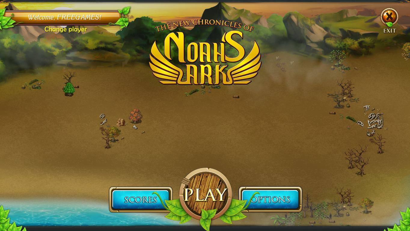Новые Хроники Ноева Ковчега | The New Chronicles of Noah's Ark (En)