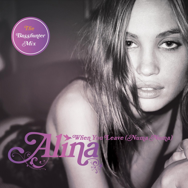 Alina album When You Leave [Numa Numa]