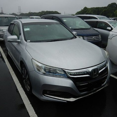 Honda Accord Hybrid 2014 года