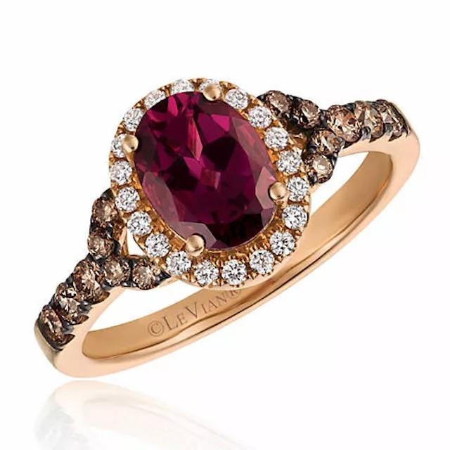 J3cgDGjtlhc - Шоколадные бриллианты в обручальных кольцах - звучит мечтательно