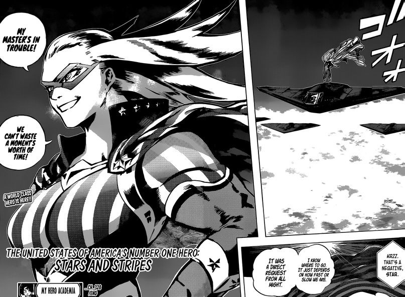 My Hero Academia Chapter 328, image №14